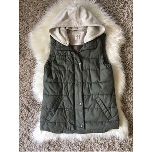 H&M Label Of Graded Goods Puffer Vest
